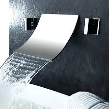 Bathroom Waterfall Faucet Bathroom Waterfall Faucet Bronze Faucets With Beautiful Appearance