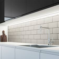 Led Kitchen Lighting Under Cabinet by Arrow Sls Led Under Cabinet Strip Light