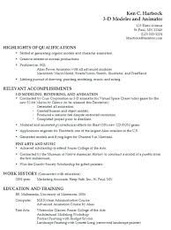 interactive digital media create a professional resume or cv