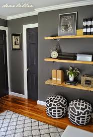 Office Shelf Decorating Ideas Best 25 Wall Shelving Ideas On Pinterest Wall Shelves Diy