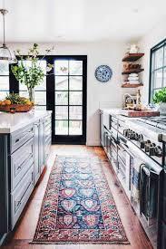 cuisine longueur comment aménager une cuisine en longueur