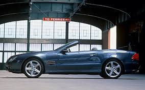2001 Benz Mercedes Benz Sl 500 2001 Wallpapers And Hd Images Car Pixel