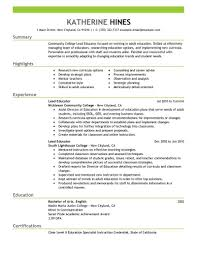 Best Teacher Resume Sample by Best Teacher Resume Free Resume Example And Writing Download