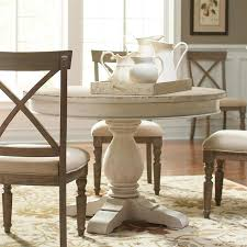 riverside dining room round dining table pedestal 21252 36 inch
