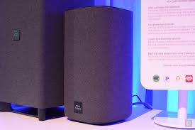 philips 7 1 home theater philips u0027 fidelio e6 system has surround sound when you need it