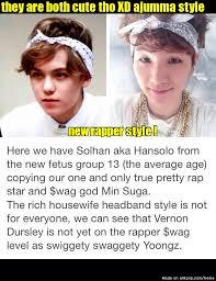 Housewife Meme - the rich housewife headband style d allkpop meme center