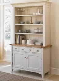 cottage oak and painted welsh dresser display unit oak furniture uk