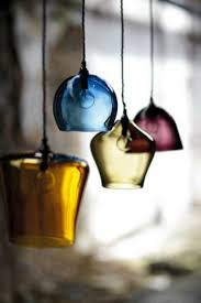 hand blown glass pendants kitchen pendant lighting ideas