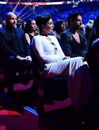 Kris Jenner Live - georgie shore kris jenner has trouble with autocue after gushing