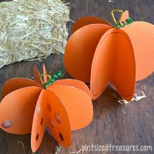 craftaholics anonymous pumpkin crafts for kids