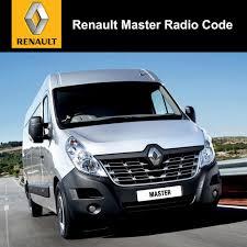 renault vietnam renault master radio code stereo decode car unlock fast service uk