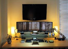 Mashup  Of The Coolest Home Office  Workstation Setups Compiled - Home office setup ideas