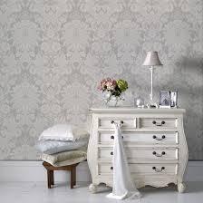 venetian damask grey wallpaper grahambrownuk