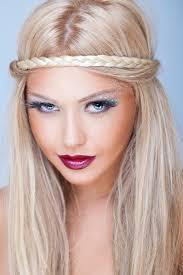 headband across forehead bohemian hairstyles lionesse