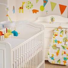 gro company safer sleep nursery set jolly jungle nursery
