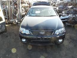ba ford falcon xr6 sedan 4 speed automatic now wrecking athol