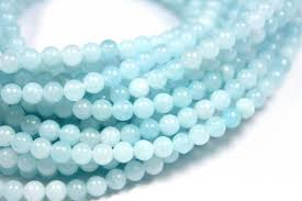 light blue semi precious stone 2017 sale top fashion round brilliant shape 4mm round light agat
