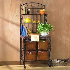 How To Decorate A Bakers Rack 7 Best Images About Baker Rack Ideals For Dishes Storage On
