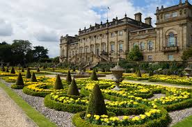 Palace Design Wallpapers Palace United Kingdom Harewood House Leeds Shrubs Houses