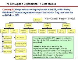 It Support Manager Best Practices For Organizing Your Sap Netweaver Bi Support Team
