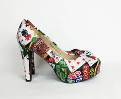 wedding shoes las vegas casino las vegas shoes casino theme shoes custom casino