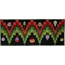 dec la table runner pattern optional grizzly gulch