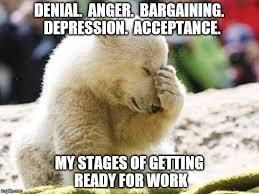 sad polar bear meme generator imgflip