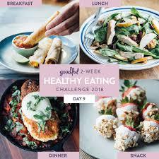 Buzzfeed Challenge Day 9 Of The Goodful 2 Week Healthy Challenge 2018