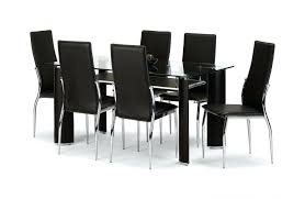 Extending Dining Table And Chairs Uk Black Glass Dining Tables Dining Tables Jupiter Black Glass Dining