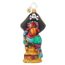 christopher radko ornaments 2015 radko polly pirate ornament