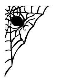 pin spider coloring pages cake on pinterest clip art library