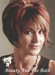 hair styles for fifty five year women short hair styles for women over 50 graduated bob for older