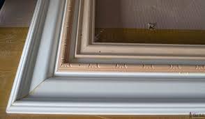 diy molding diy custom picture frame her tool belt