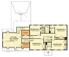 poplar forest floor plan with east chamber and west chamber fitted