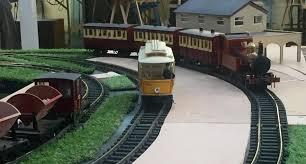 g scale garden railway layouts indoor