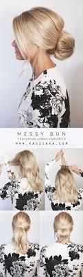 directions for easy updos for medium hair best 25 easy updo ideas on pinterest easy chignon simple updo