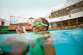 best cruises for carnival ends only pools