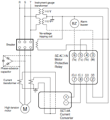 overview of measuring motor protective relays technical guide