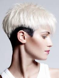 two ear hairstyle 50 top short hairstyles for women two tone undercut hairstyles