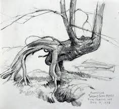 gurney journey strange tree