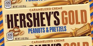hershey u0027s is releasing a new candy bar u2014but it u0027s not made of chocolate