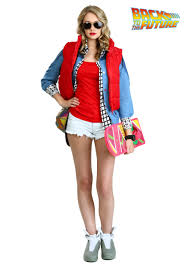 costumes for women women s marty mcfly costume