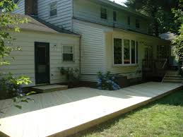 ready made house plans deck deck designer lowes ready made decks ground level deck plans