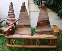 Solid Wood Patio Furniture by Beautiful African Furniture Beautiful Solid Wood Garden Patio