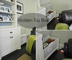 Toy Box With Bookshelves by What Are The Best Storage Solutions For Toys House Of Jade