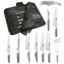 malette de couteau de cuisine pour apprenti global malette de 11 pièces global achetez au meilleur prix chez