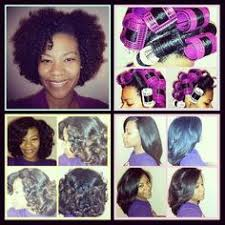 hairstyles for black women no heat how to band your natural hair for a heat free blowout natural