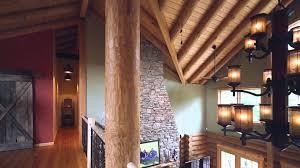 home design virtual tour big river lodge by real log homes virtual tour youtube