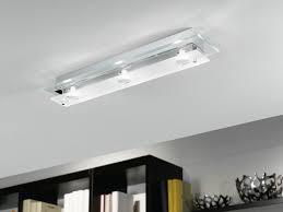 applique soffitto l applique soffitto bagno g9 4x33w acciaio bianco chiaro 纐ko