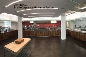 Kitchen 24 by 24 Hours U2026 In The Corporate Kitchen At Twitter U2013 Sf Cooking U2013 Medium